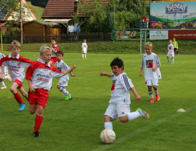 Fvw Ladt Ein Zur Kinder Fussball Wm Fv Weiler